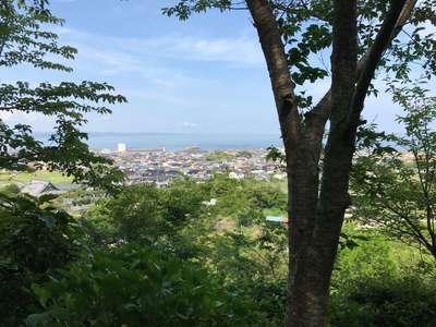 千葉県能蔵院の景色