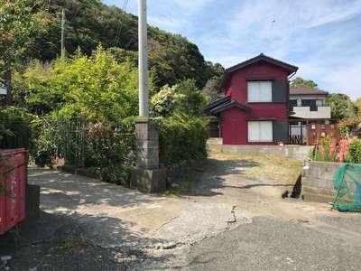千葉県荒磯魚見根神社の写真
