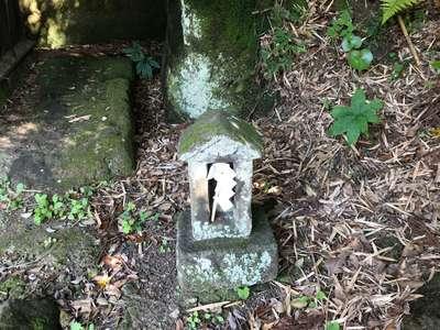 千葉県神明神社の末社