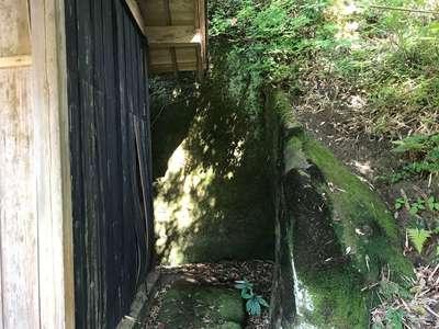能蔵院の近くの神社お寺|神明神社