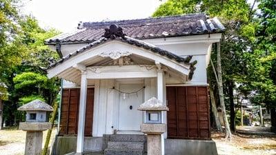愛知県入見神社の建物その他