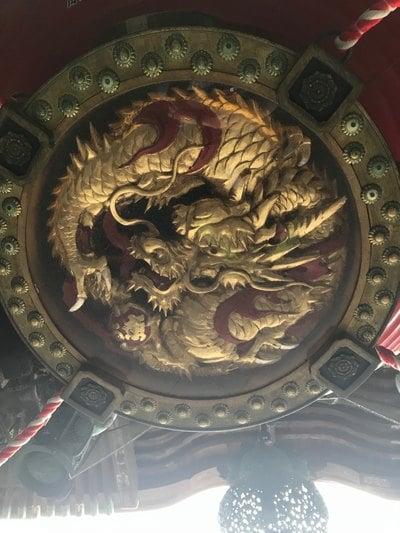 成田山新勝寺(千葉県成田駅) - 芸術の写真