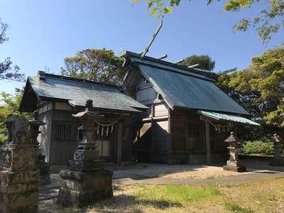 千葉県鹿嶋神社の本殿