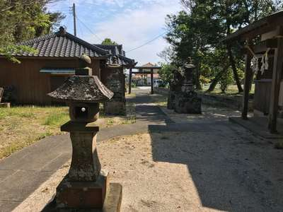 千葉県鹿嶋神社の建物その他