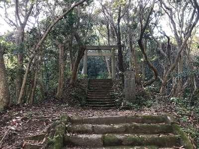 千葉県大聖院の鳥居