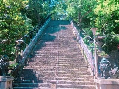 虎ノ門金刀比羅宮の近くの神社お寺|愛宕神社