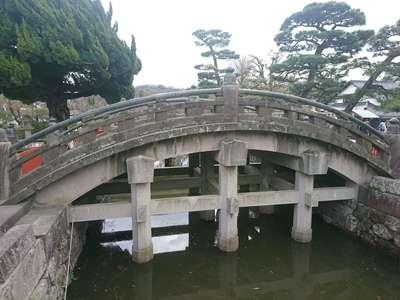 鶴岡八幡宮の庭園