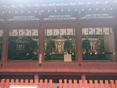 鶴岡八幡宮のお祭り