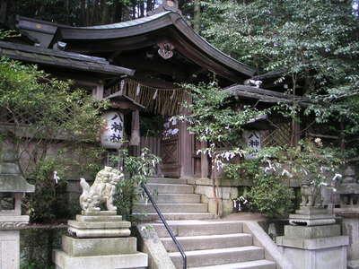 八神社(京都府)