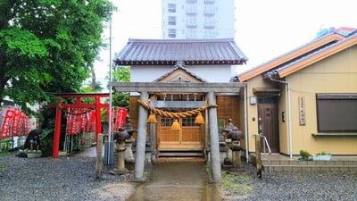 愛知県恵美須神社の本殿