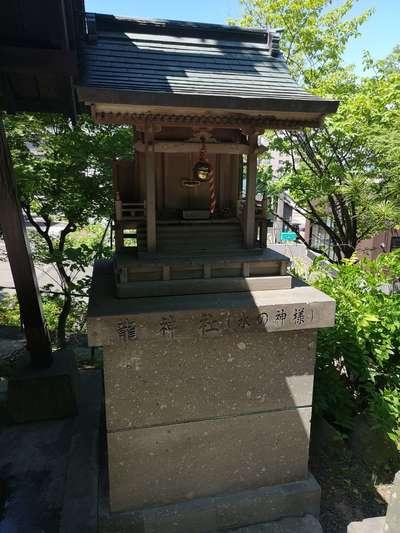 手稲神社の末社
