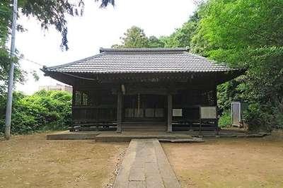 氷室神社(埼玉県)