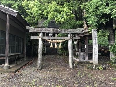 福島県八幡神社の写真