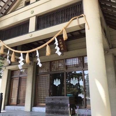 江別神社の本殿