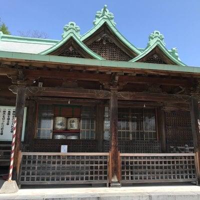 北海道水天宮の本殿