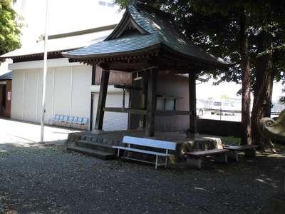 神奈川県三島神社の建物その他