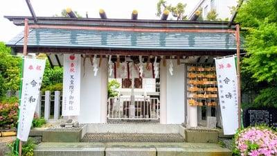 徳王稲荷社・金刀比羅社(愛知県東岡崎駅) - 本殿・本堂の写真