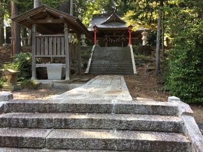 有賀神社の建物その他