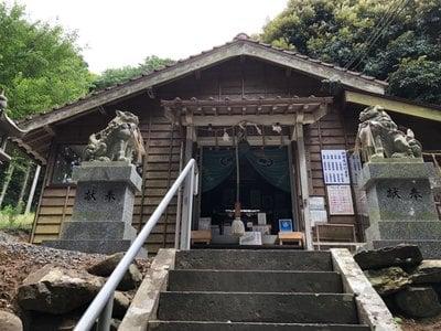 長崎県月讀神社の写真