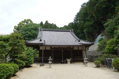船宿寺の本殿