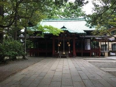 久国神社の近くの神社お寺 赤坂氷川神社