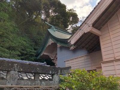 長崎県国津意加美神社の写真