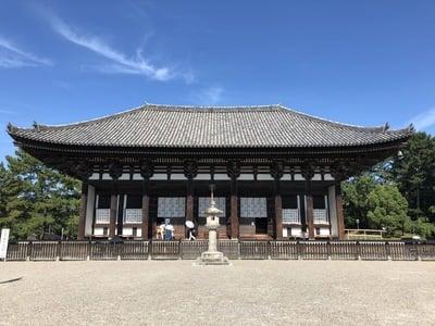 奈良県興福寺の本殿