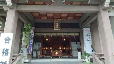 平田神社(東京都南新宿駅) - 本殿・本堂の写真