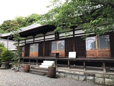 鉄舟禅寺の本殿