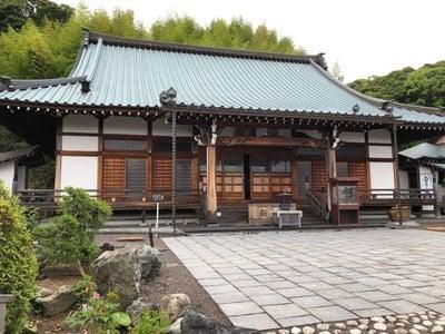 静岡県龍華寺の写真