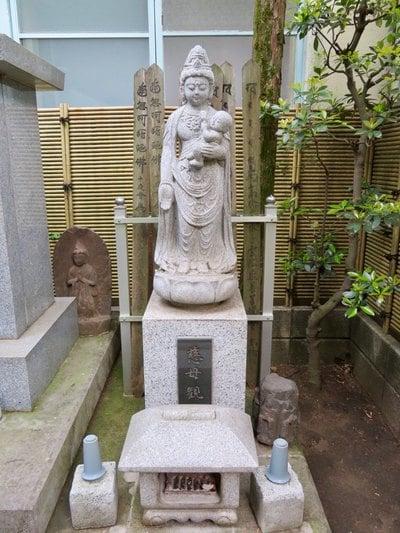 行慶寺の仏像