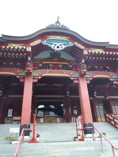 成田山札幌別院新栄寺(北海道)