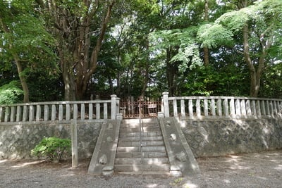 大阪府科長神社の写真