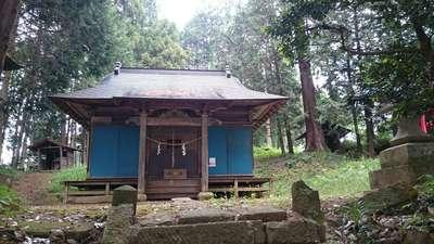 栃木県鹿島神社の写真