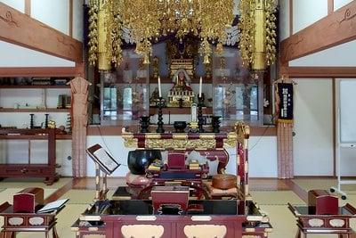 本休寺の仏像