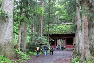 戸隠神社奥社(長野県)