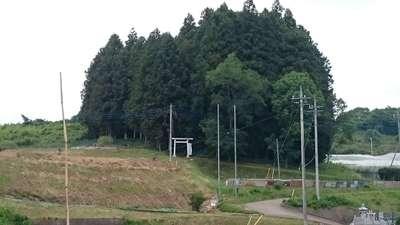 栃木県諏訪神社の建物その他