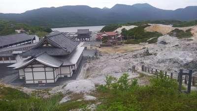青森県菩提寺の写真