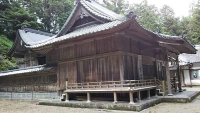 雨櫻神社(静岡県)