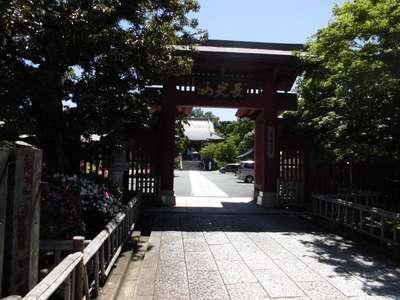 妙蓮寺(神奈川県)