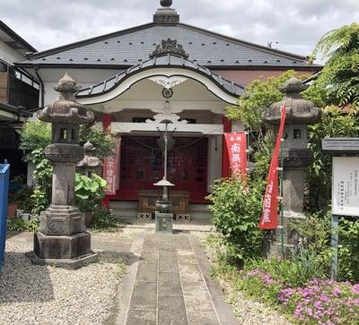 圓養寺の本殿