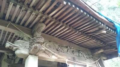 栃木県愛宕神社の写真