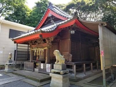 青木神社(神奈川県)