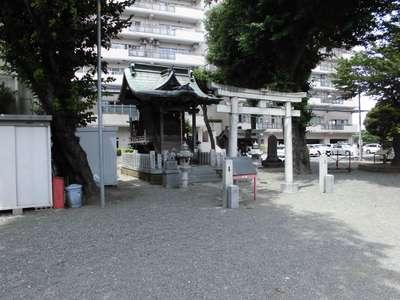厚木神社の建物その他