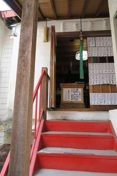 東京都夫婦木神社の写真