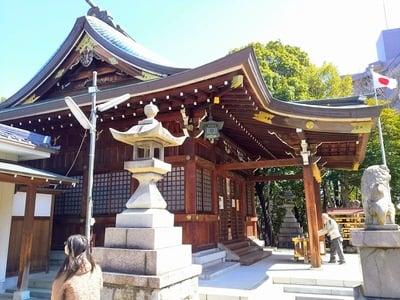 愛知県片山八幡神社の本殿