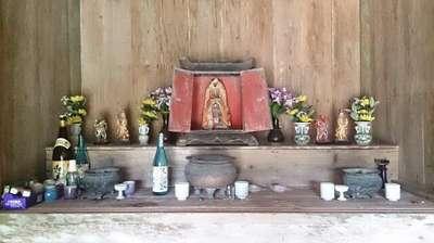 沖縄県真謝天后宮の写真