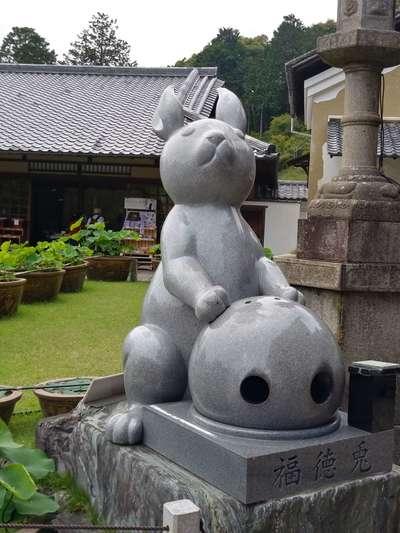 京都府三室戸寺の写真