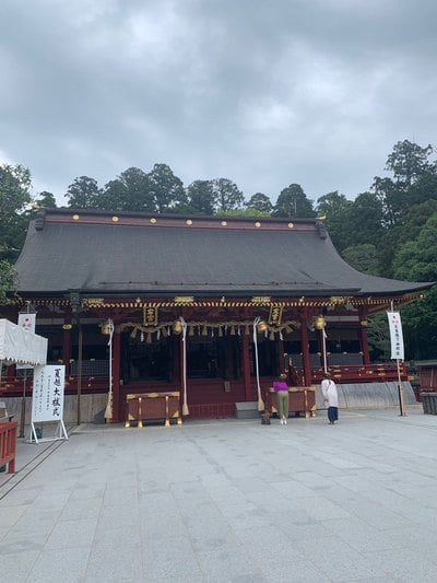 志波彦神社・鹽竈神社(宮城県)