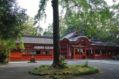鹿児島県枚聞神社の建物その他